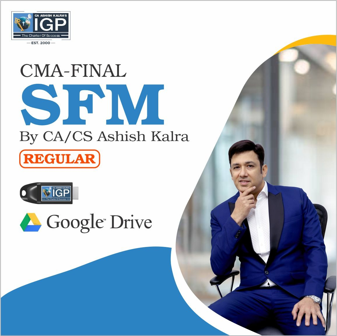 CMA-SFM (Bonus: some Topic Of Business Valuation)-CA Ashish Kalra